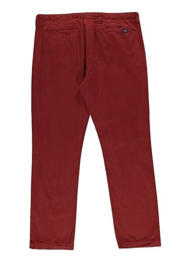 Chill Clo Klasik Pantolon Kırmızı